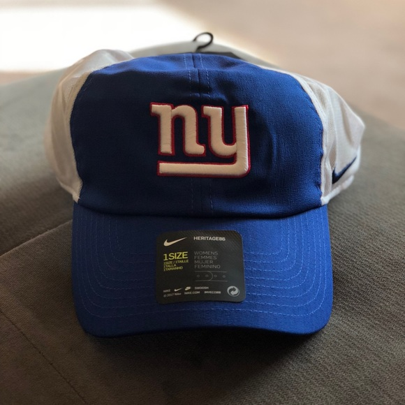 NY Giants Women's Football Hat or Cap NWT dc552bf66f2